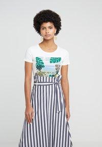WEEKEND MaxMara - ANGIO - T-Shirt print - weiss - 0