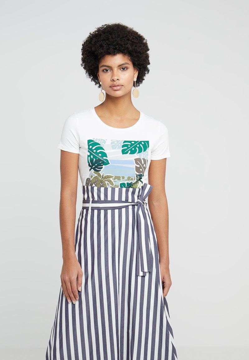 WEEKEND MaxMara - ANGIO - T-Shirt print - weiss