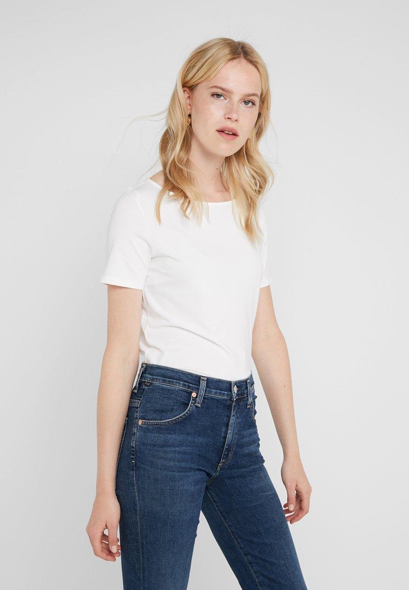WEEKEND MaxMara - MULTIE - T-shirt - bas - white