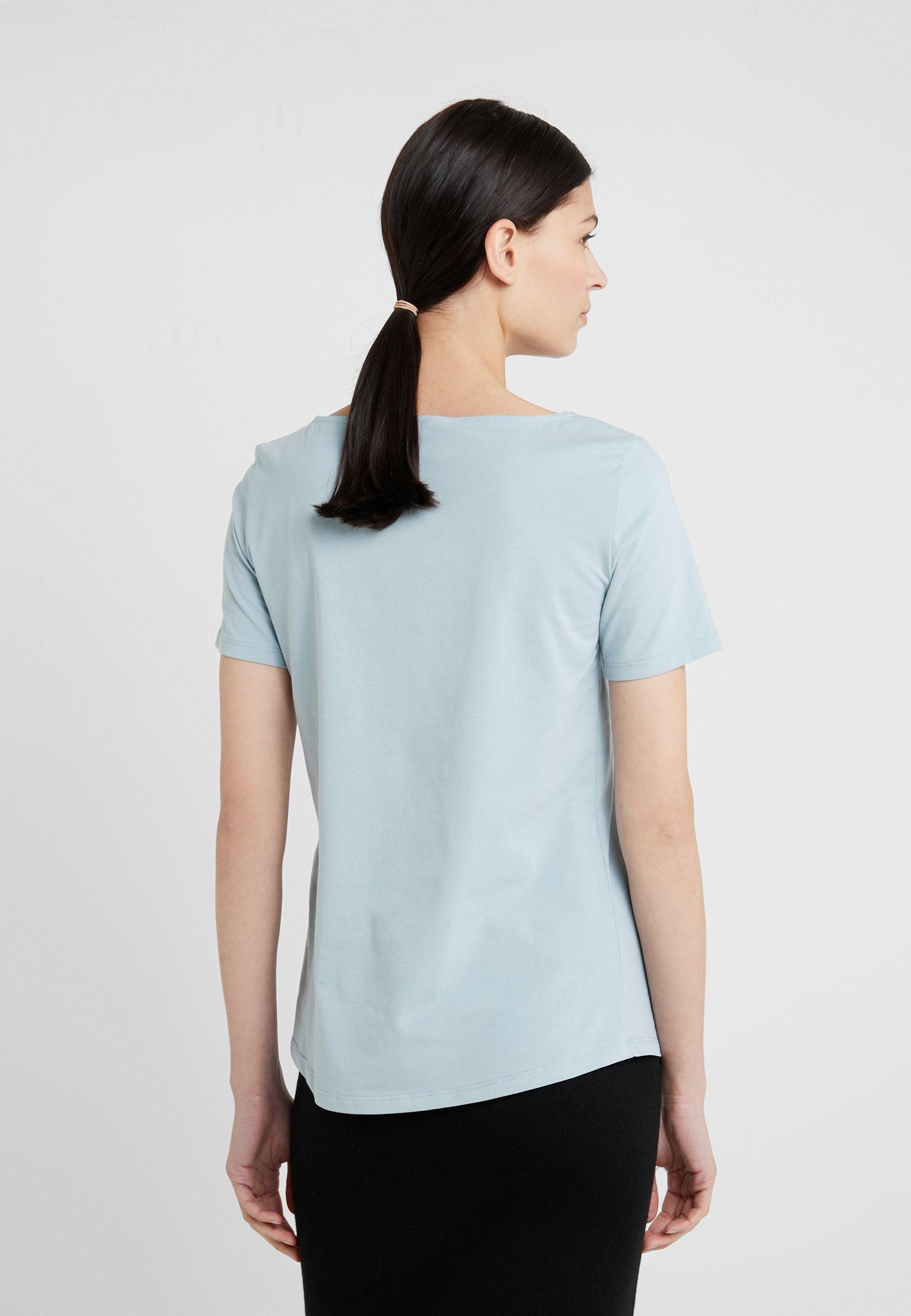 Basique MultieT Weekend Maxmara Himmelblau shirt rCBtdxshQ