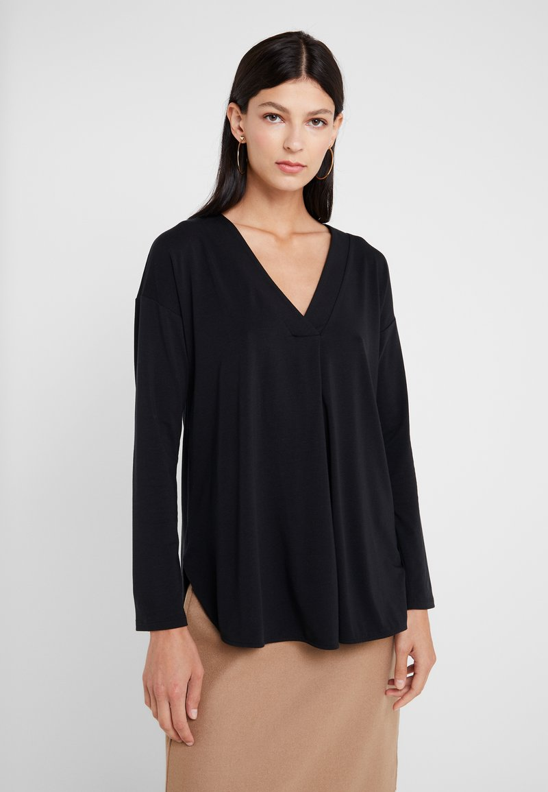 WEEKEND MaxMara - Long sleeved top - schwarz