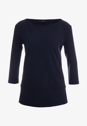 Maglietta a manica lunga - ultramarine
