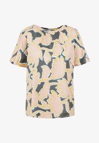 WEEKEND MaxMara - KASTEL - Print T-shirt - rosa - 3