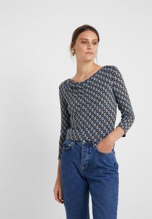 CELTICO - Bluzka z długim rękawem - azurblau