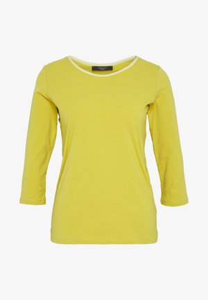 MULTIA - Long sleeved top - gelb