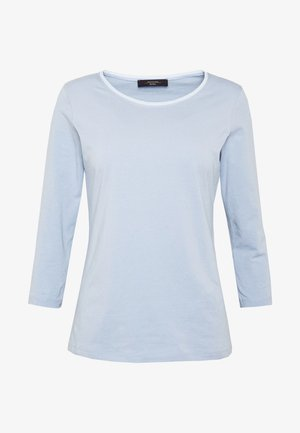MULTIA - Long sleeved top - azurblau