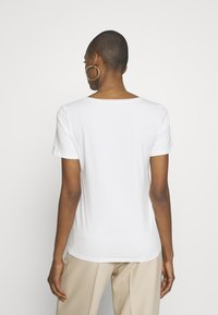 WEEKEND MaxMara - MULTIB - T-shirt basic - white - 2