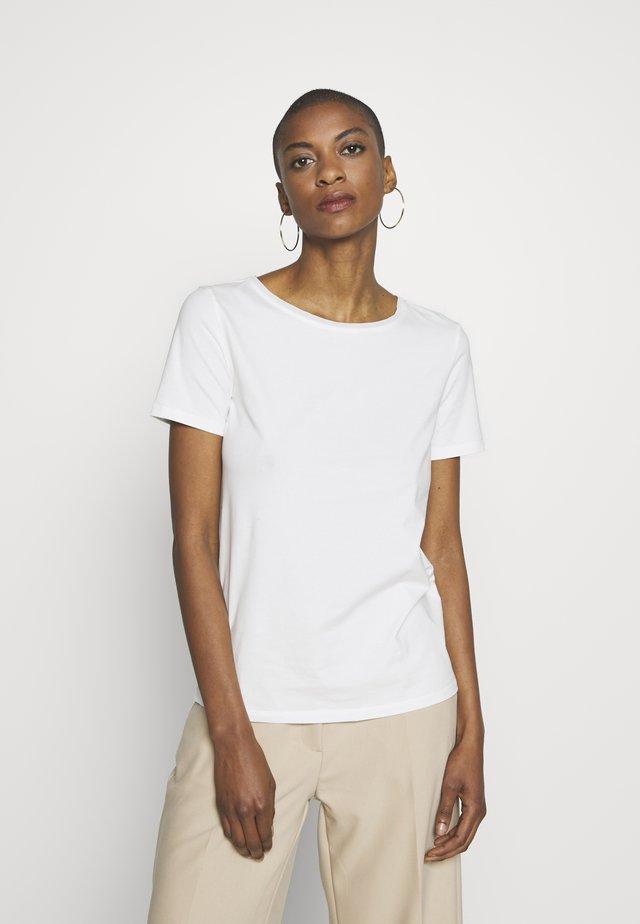 MULTIB - Basic T-shirt - white
