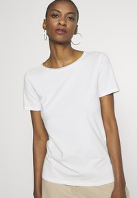 WEEKEND MaxMara - MULTIB - T-shirt basic - white - 4