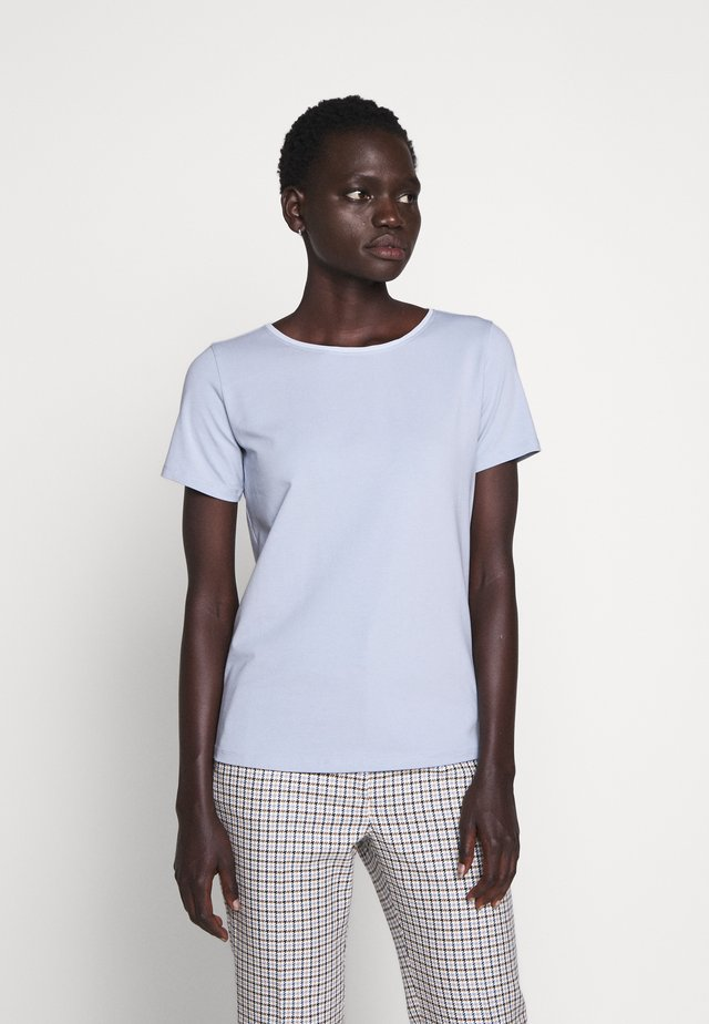 T-shirts basic - light blue