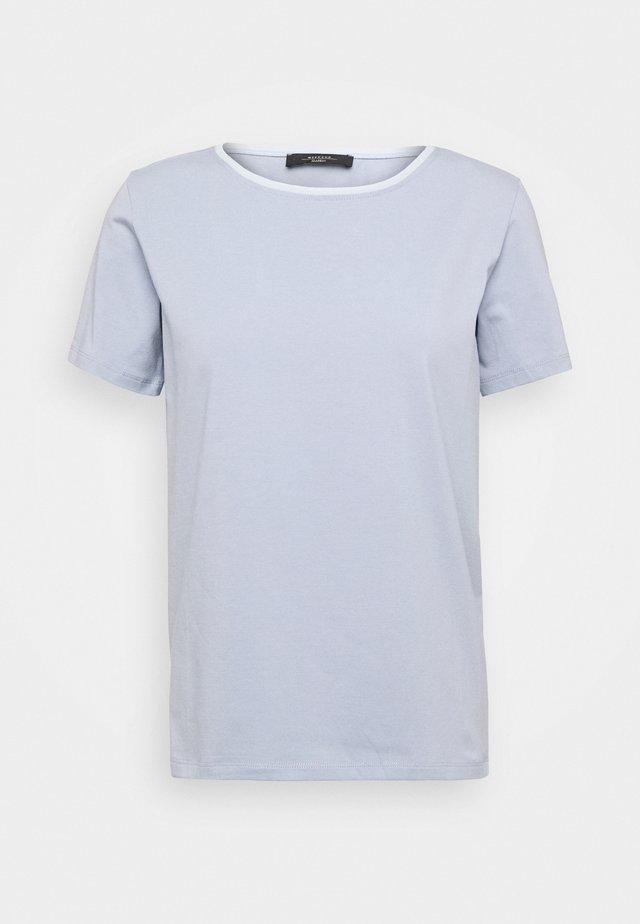 T-shirt basic - light blue