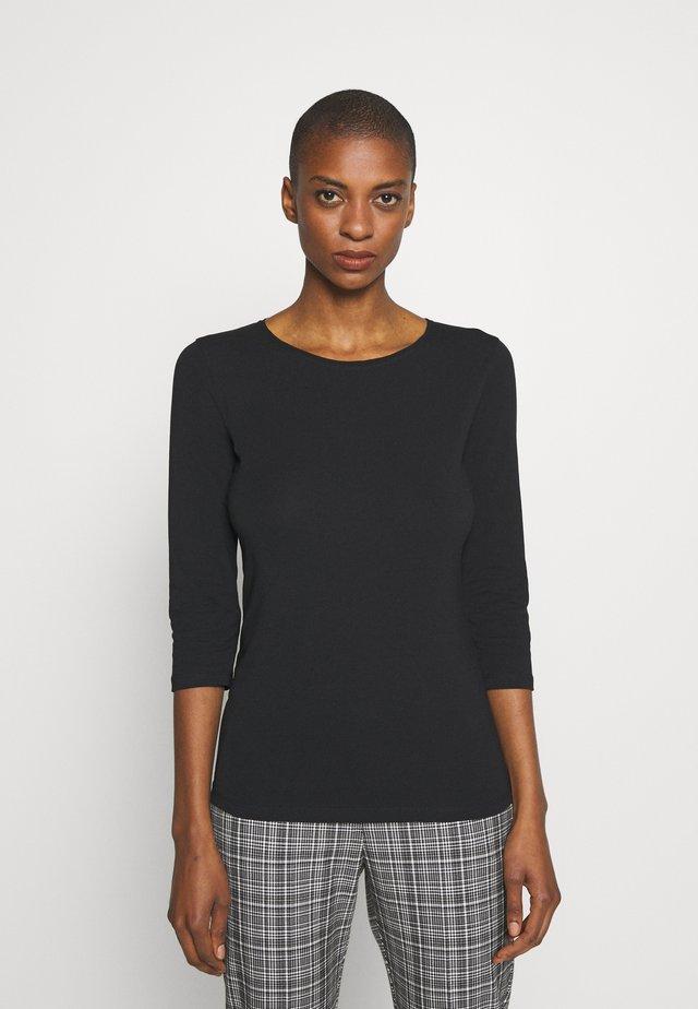 MULTIB - Basic T-shirt - schwarz