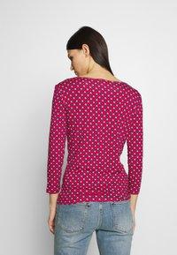 WEEKEND MaxMara - TIRSI - Bluzka z długim rękawem - shocking pink - 2