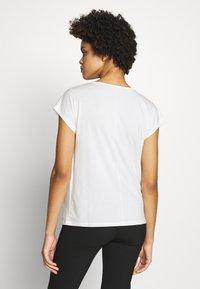 WEEKEND MaxMara - T-shirt basic - weiss - 2