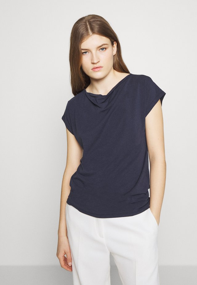 T-Shirt basic - ultramarine