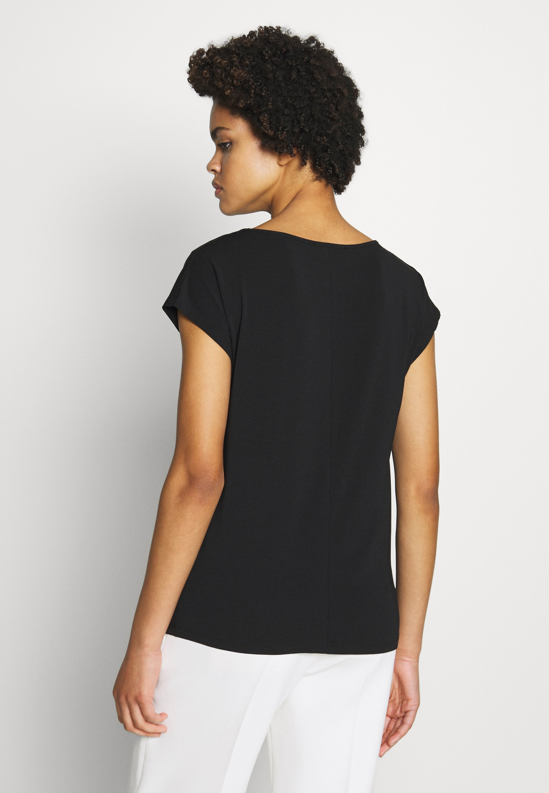 WEEKEND MaxMara T-shirt basic - schwarz