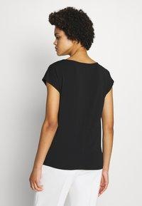 WEEKEND MaxMara - Basic T-shirt - schwarz - 2