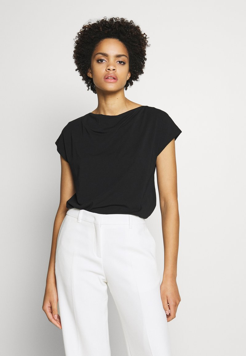 WEEKEND MaxMara - Basic T-shirt - schwarz