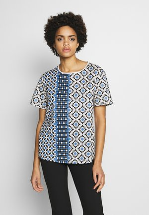 ASCOLI - Print T-shirt - ozean
