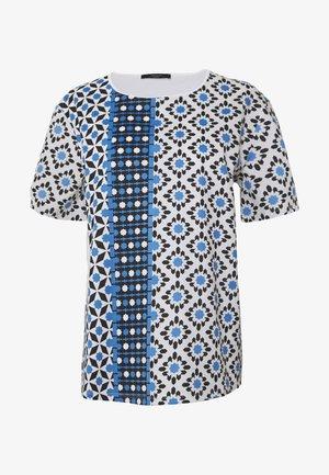 ASCOLI - T-shirt imprimé - ozean