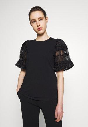 EXPLOIT - T-shirt z nadrukiem - schwarz