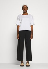 WEEKEND MaxMara - ORLANDA - T-shirt imprimé - weiss - 1
