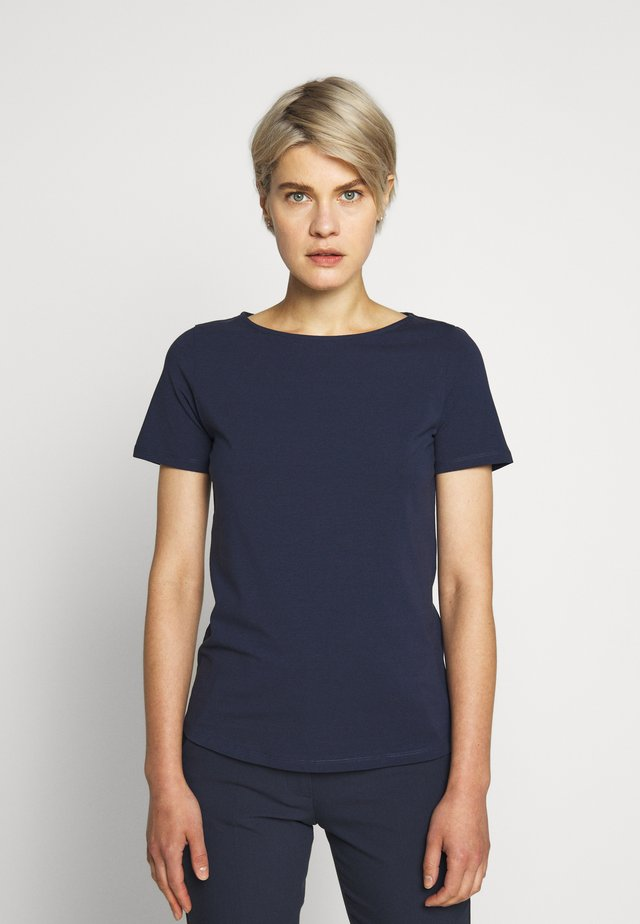 MULTIC - T-Shirt basic - blau