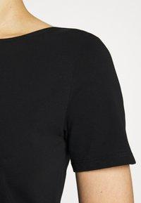 WEEKEND MaxMara - MULTIC - T-Shirt basic - schwarz - 4
