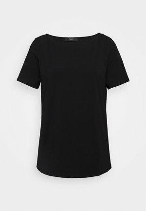MULTIC - Jednoduché triko - schwarz