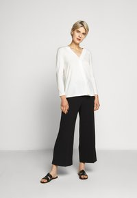 WEEKEND MaxMara - MULTIB - Long sleeved top - weiss - 1