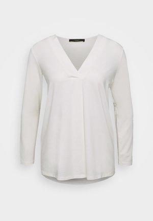 MULTIB - Long sleeved top - weiss