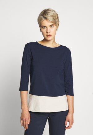 MULTIA - Maglietta a manica lunga - blau