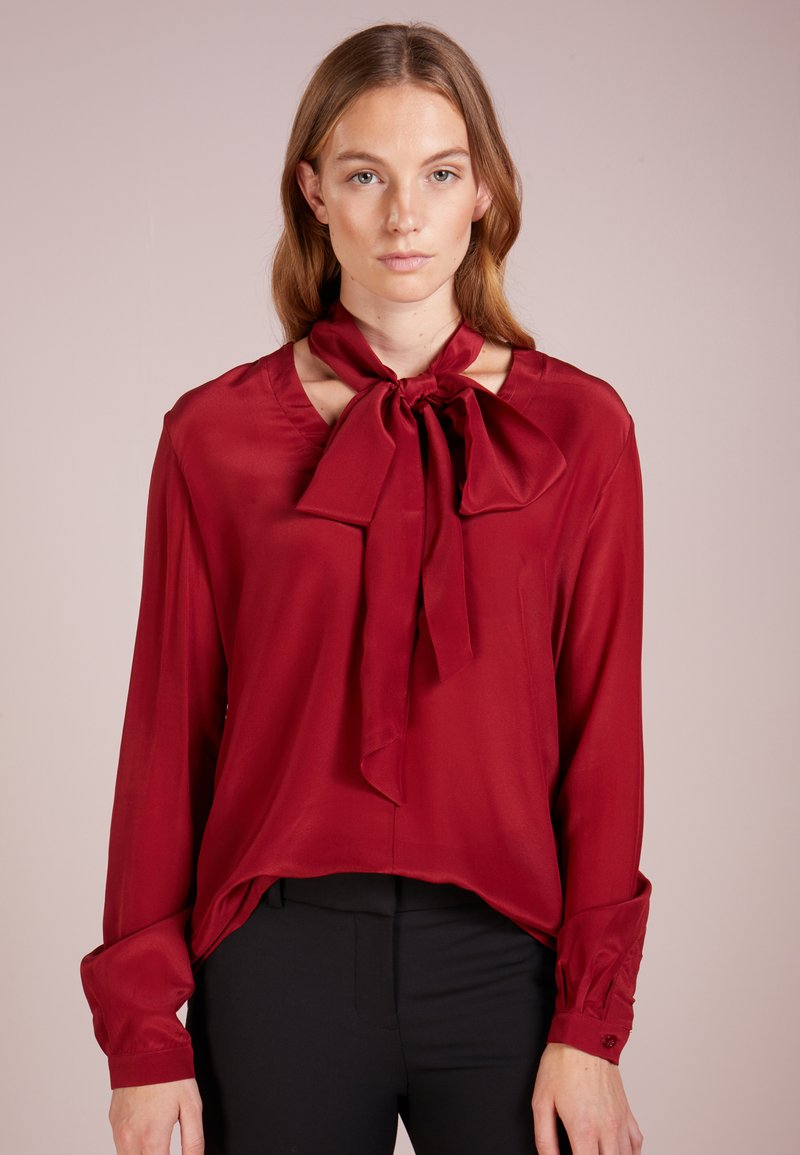 WEEKEND MaxMara - AGUZZO - Bluse - rubin