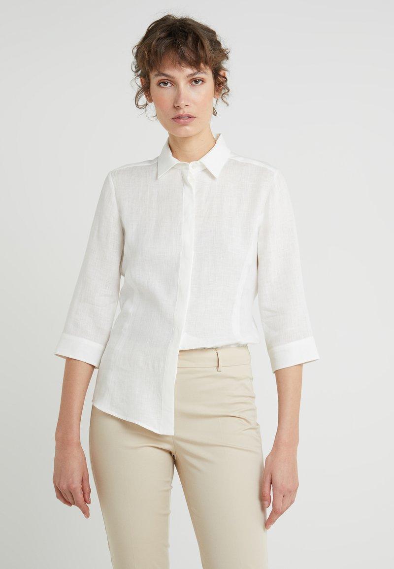 WEEKEND MaxMara - AGO - Button-down blouse - weiss