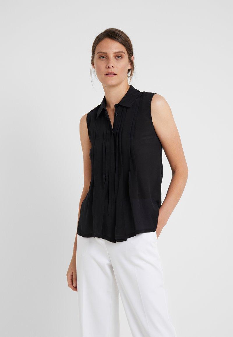 WEEKEND MaxMara - BRASILE - Button-down blouse - schwarz