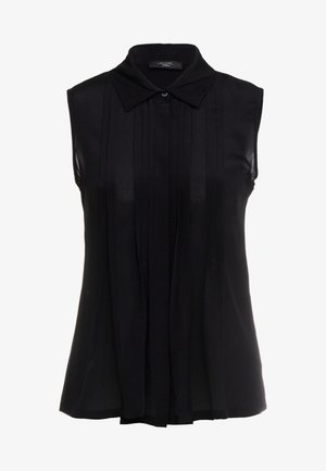 BRASILE - Button-down blouse - schwarz