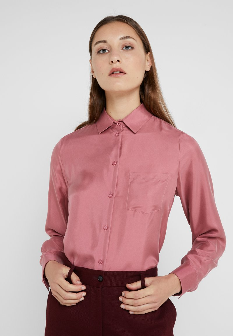 WEEKEND MaxMara - ZIGRINO - Skjorte - rosa
