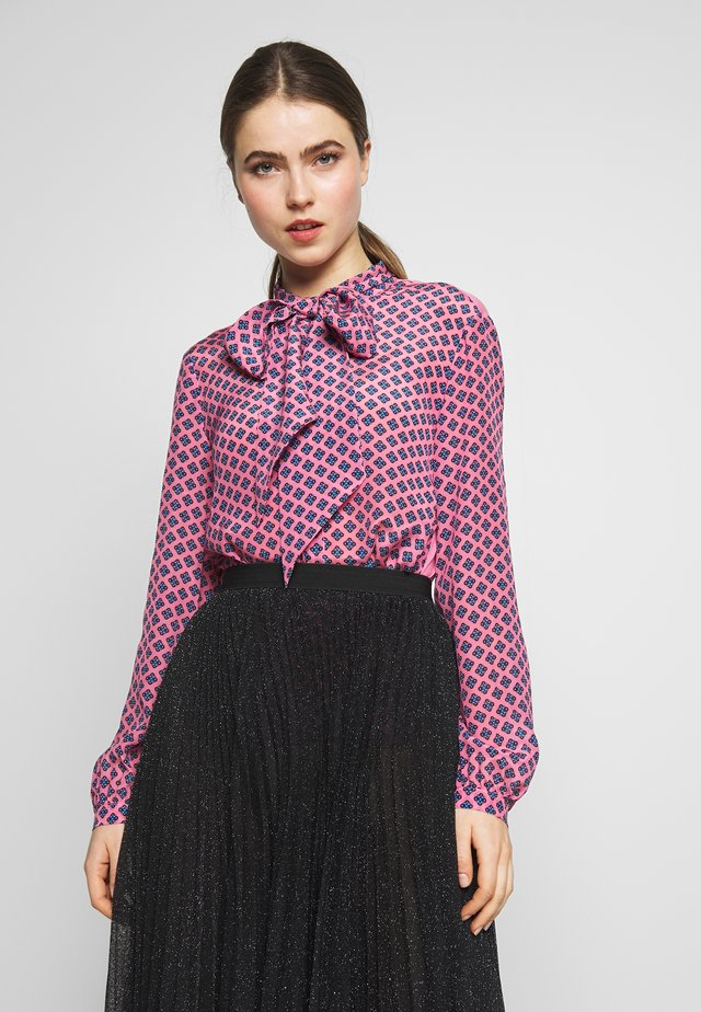 SPAGNA - Button-down blouse - rosa