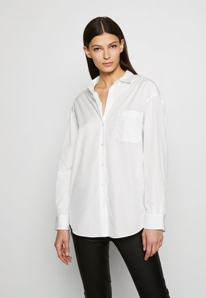 FERRARA - Button-down blouse - white