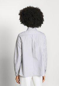 WEEKEND MaxMara - GONG - Button-down blouse - ultramarine - 2