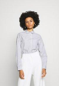 WEEKEND MaxMara - GONG - Button-down blouse - ultramarine - 0