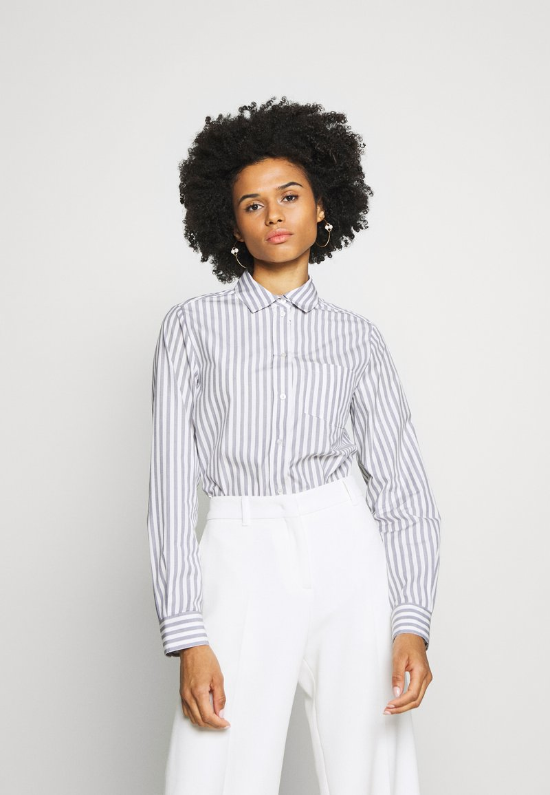WEEKEND MaxMara - GONG - Button-down blouse - ultramarine