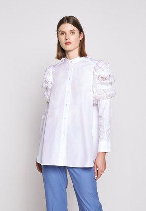ARIO - Camisa - weiss