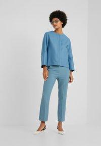 WEEKEND MaxMara - ATALIA - Summer jacket - azurblau - 1
