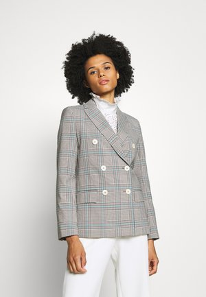 ASTRALE - Blazer - grey/blue