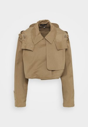 ORAFO - Summer jacket - khaki