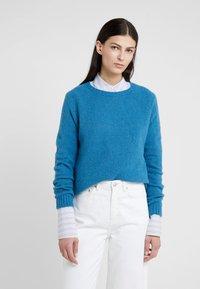 WEEKEND MaxMara - CALAMO - Pullover - azurblau - 0