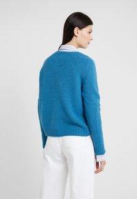 WEEKEND MaxMara - CALAMO - Pullover - azurblau - 2
