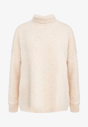 BELFAST - Pullover - sand