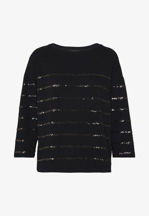 BONITO - Pullover - schwarz
